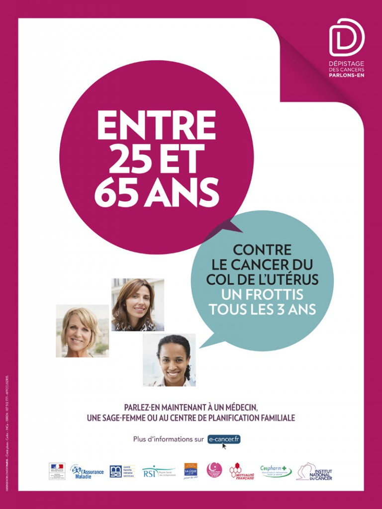 Semaine europ cancer utérus 2