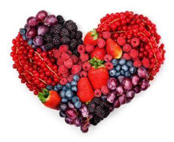 the au fruit rouge bienfaits