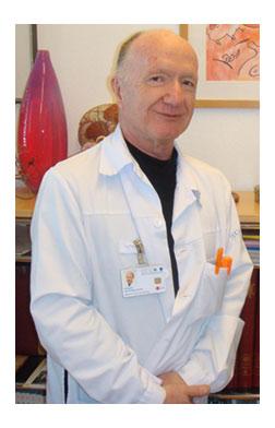 Pr. Jean-Philippe Guyot Président de la SIO