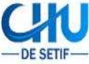 CHU Sétif