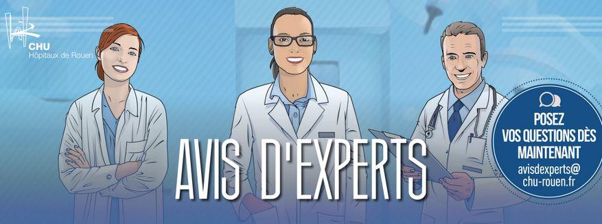 Avis d'experts