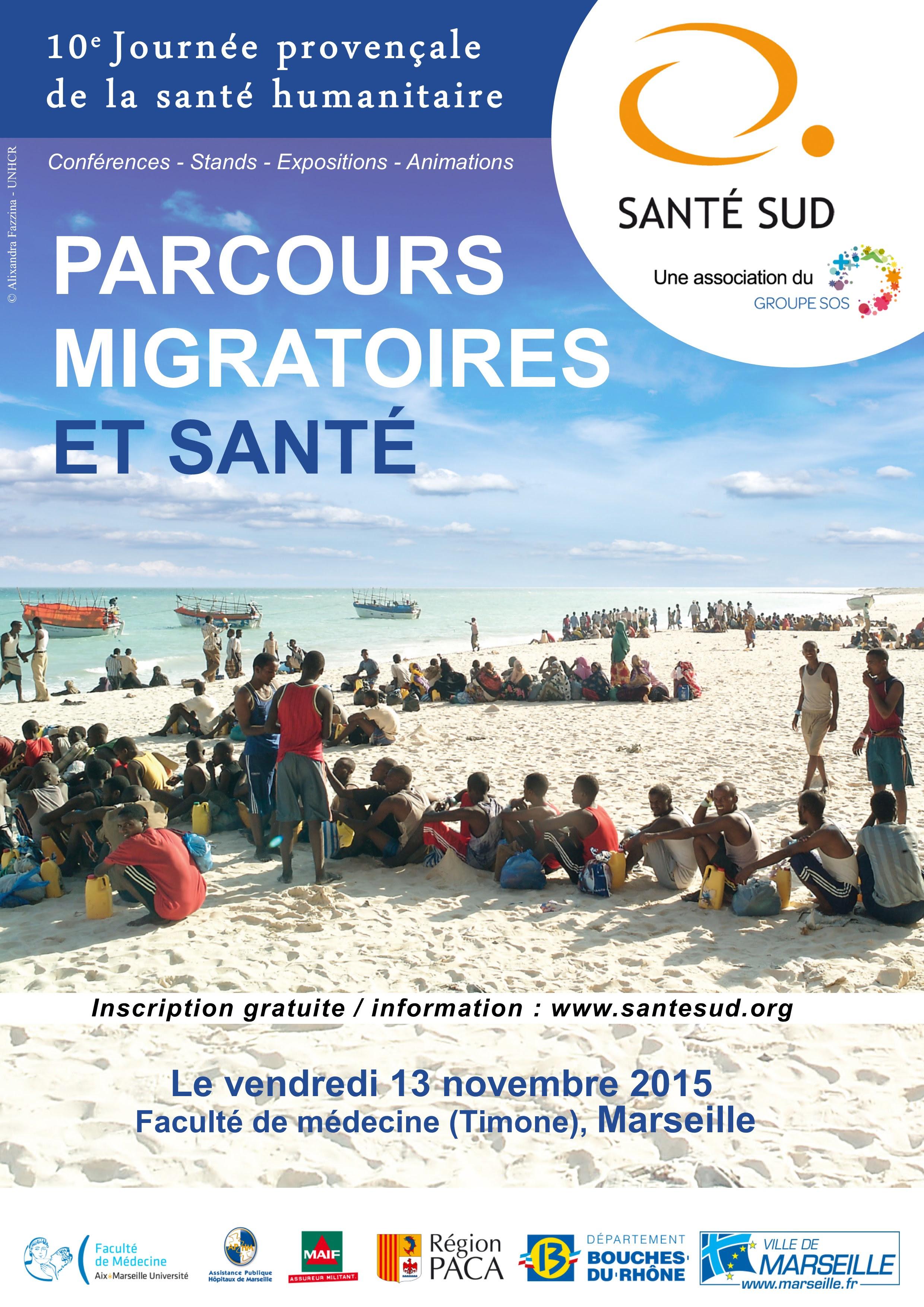Parcours migratoires et santé
